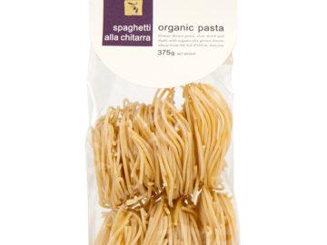 Seggiano Spaghetti Alla Chitarra Pasta Organic