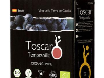 Latue Toscar Tempranillo Organic