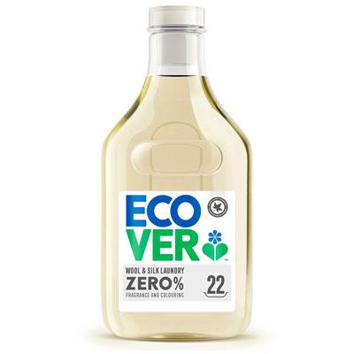 Ecover Zero Sensitive Wool & Silk Delicates Laundry Liquid