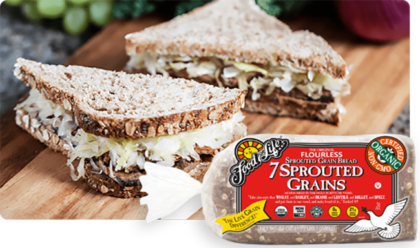 Food for Life 7 Sprouted Grain Loaf