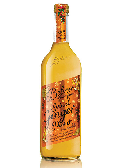 Belvoir Spiced Ginger Punch (Non Alcoholic)