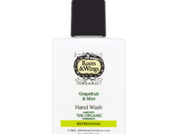Roots & Wings Grapefruit & Mint Hand Wash Organic