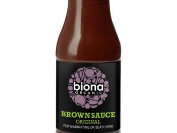 Biona Brown Brown Sauce Organic