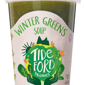 Tideford Winter Greens Soup Organic