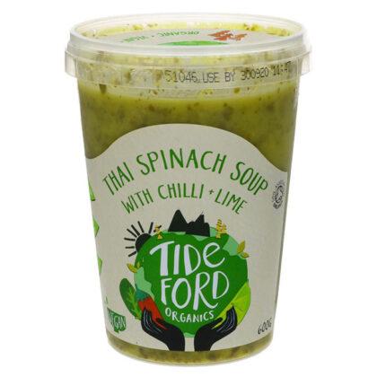 Tideford Thai Spinach Soup Organic