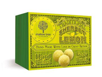 Mallow Tree Traditional Sherbet Lemon Sweets