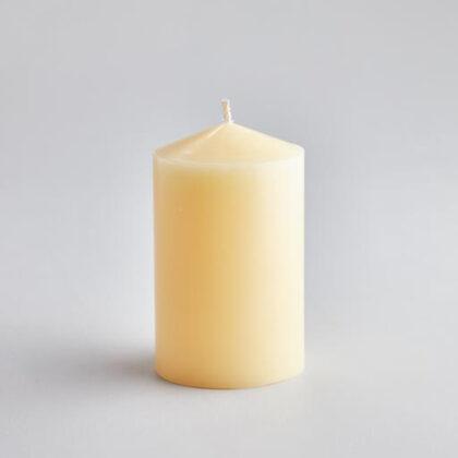 St Eval Church Pillar Candle 5 inch