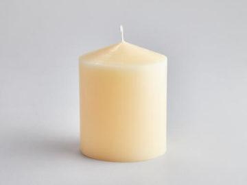 St Eval Church Pillar Candle 4″ x 5″