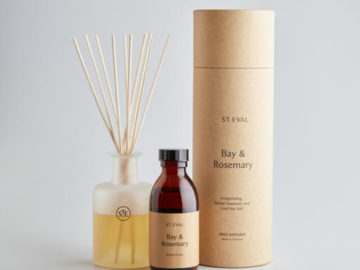 St Eval Bay Rosemary Reed Diffuser