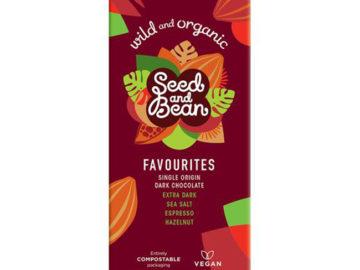 Seed & Bean Favourites Gift Box Organic