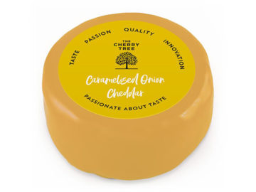 The Cherry Tree Caramelised Onion Cheddar