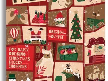 Moo Free Milk Advent Calendar