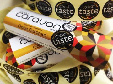 Coco Caravan Date Caramel Chocolate