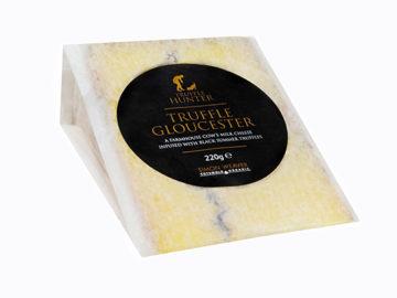 Truffle Hunter Truffle Gloucester Cheese
