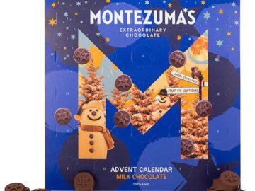 Montezuma Milk Chocolate Advent Calendar