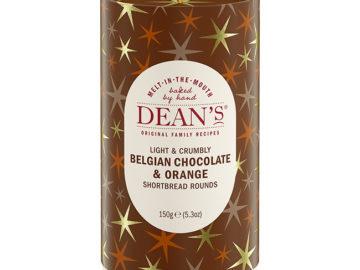 Dean's Chocolate & Orange Shortbread