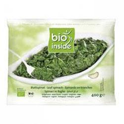 Bio Inside Leaf Spinach Organic