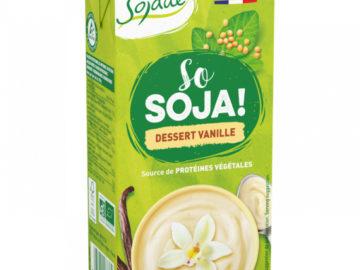 Sojade Vanilla Soya Dessert