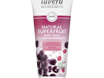 Lavera Body Wash Superfruit