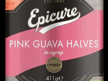 Epicure Pink Guava Halves Juice
