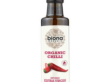 Biona Chilli Infused Extra Virgin Olive Oil Organic