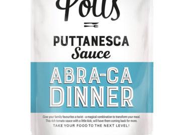 Potts Puttanesca Sauce