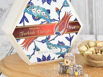 Truede Mixed Nut Turkish Delight