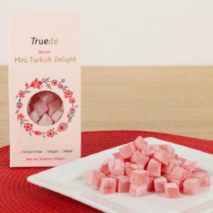 Truede Rose Mini Turkish Delight