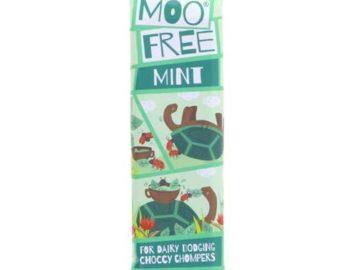 Moo Free Mini Moo Mint Bars