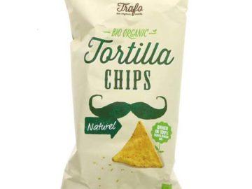 Trafo Tortilla Chips Organic