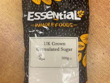 Essential Granulated Sugar UK