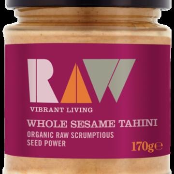 Raw Whole Sesame Tahini Organic