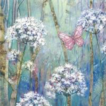 The Butterfly Greeting Card