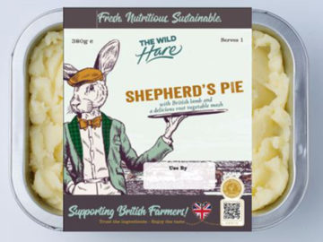 The Wild Hare Shepherds Pie