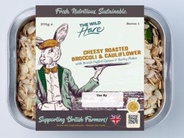 The Wild Hare Cheese Broccoli Cauliflower
