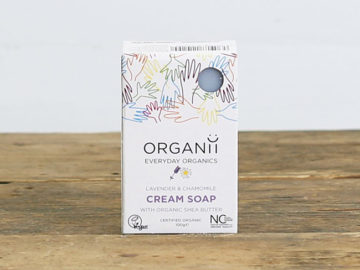 Organii Lavender Chamomile Soap