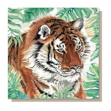 Bengal Tiger Greeting Card