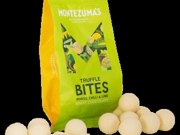 Montezuma's Mango Chilli Lime Bites Organic