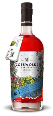 Cotswolds Distillery No.1 Wildflower Gin