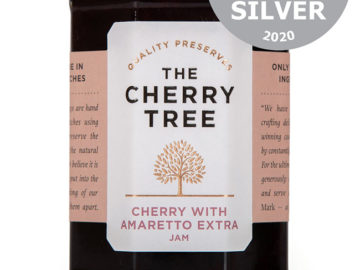 The Cherry Tree Cherry Amaretto Extra Jam