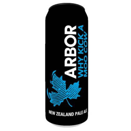 Arbor Why Kick A Moo Cow New Zealand Pale Ale