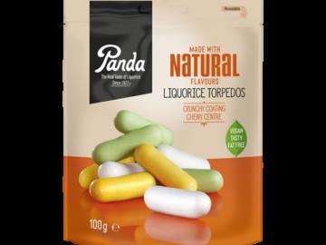 Panda Licorice Torpedos