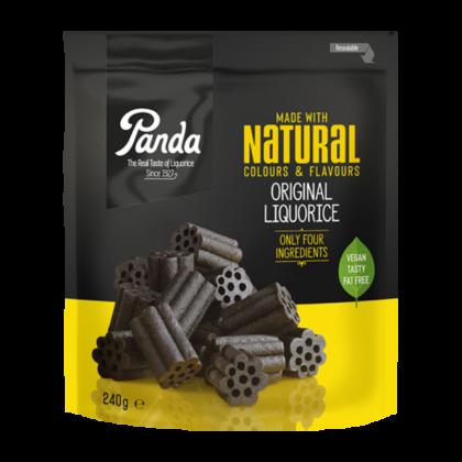 Panda Licorice Pieces