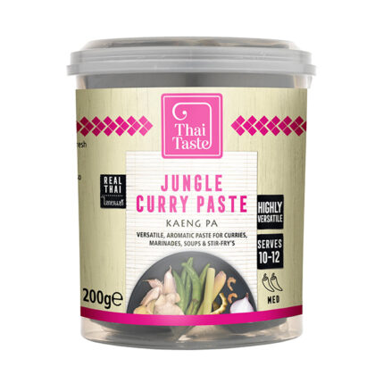 Thai Taste Jungle Curry Paste