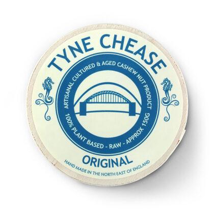 Tyne Chease Original Raw Vegan Cheese
