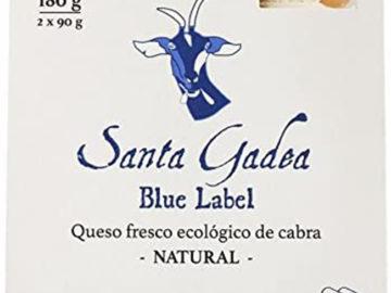 Santa Gadea Blue Label Goats Cheese