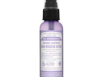 Dr Bronner's  Hand Hygiene Spray Lavender