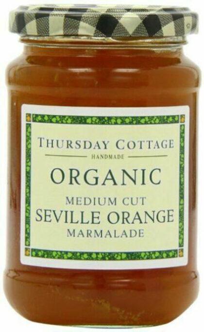 Thursday Cottage Medium Cut Seville Marmalade Organic