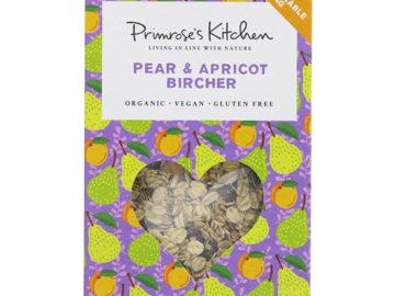 Primrose's Kitchen Pear & Apricot Bircher Organic