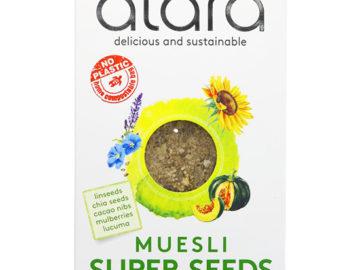Alara Super Seeds Muesli Organic